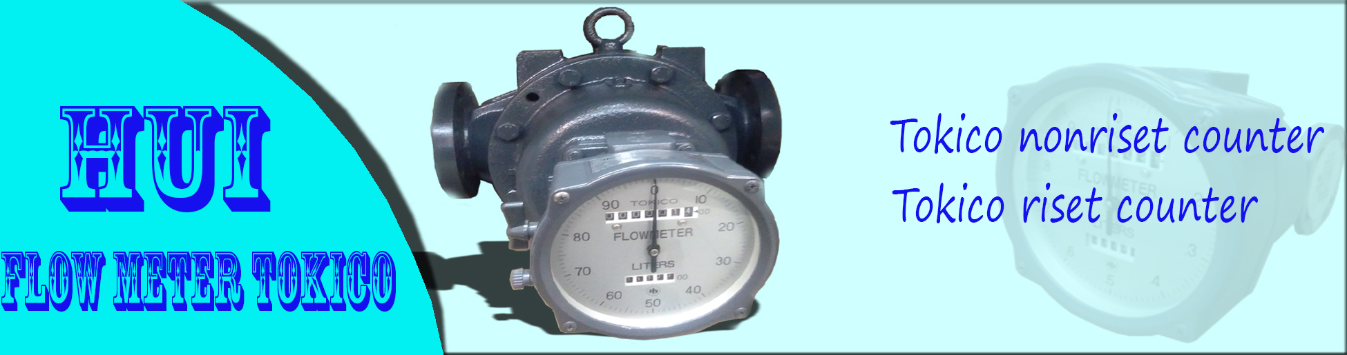 Distributor Flow Meter Tokico Indonesia
